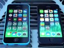 iPhone 5c vs. iPhone 5 对比测评
