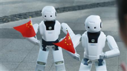 """《""""我和我的祖国""""快闪·上海长宁篇》"""