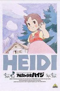 アルプスの少女ハイジ,阿爾卑斯少女,Heidi,Girl of the Alps,阿尔卑斯山的少女,阿爾卑斯山的少女,小天使,飘零燕,Alps,Anime