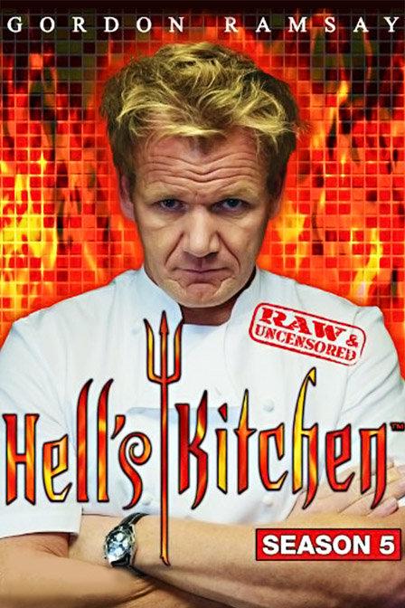 地狱厨房第五季 地狱厨房第五季 2009