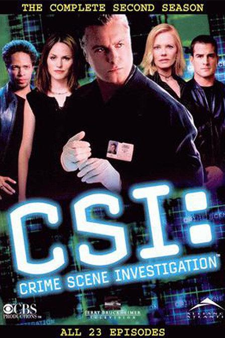 犯罪现场调查第二季