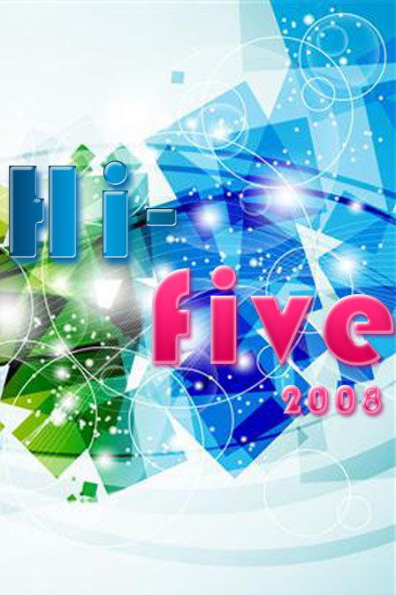 Hi-five 2008