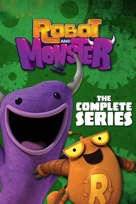 罗巴与紫怪怪 第一季