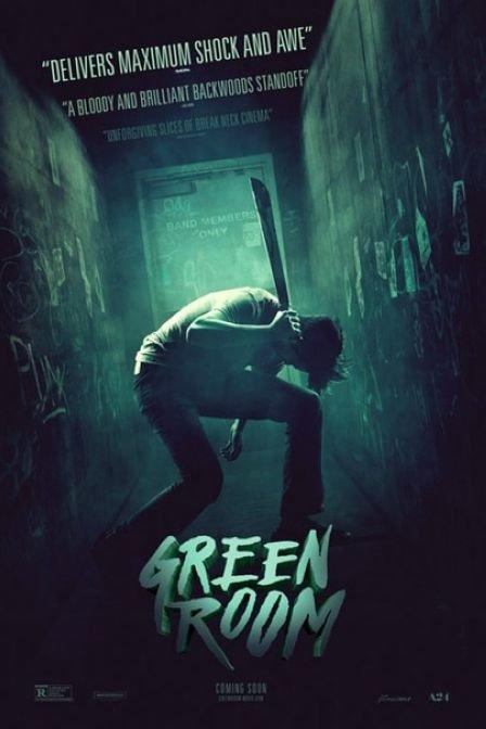 2015年 绿色房间 [第40届多伦多国际电影节观众选择奖提名]