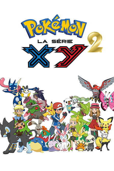 精灵宝可梦 XY2