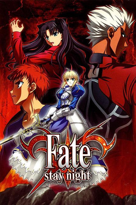 Fate stay night海报