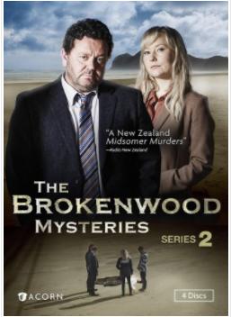 布罗肯伍德疑案第四季