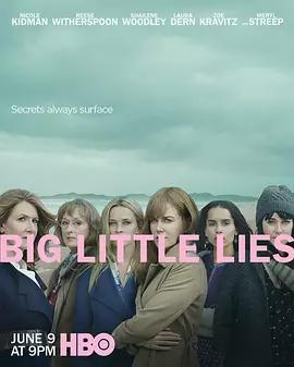 大小谎言第二季