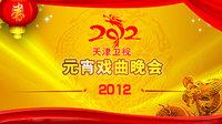 天津卫视元宵戏曲晚会 2012