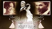 爱情,婚礼,婚姻