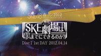 SKE48春季演唱会 2012