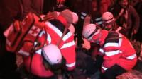 乌克兰红十字会驻守前线