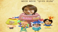 NICO和B1A4一起 2014
