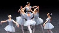 芭蕾舞逗比表演看呆观众