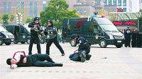 上海浦东特种机动队成立