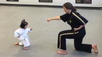 [全视角]3岁拳手的最萌觉悟