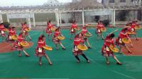 民族<茶香中国>广场舞