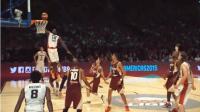 FIBA十大空接惊现神扣