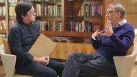高晓松西雅图采访比尔盖茨