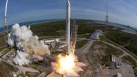 SpaceX成功发射猎鹰9号
