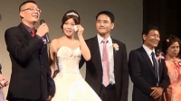 台湾老爸结婚致词感人又搞笑