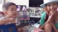 八卦:Jasper给应采儿唱生日歌 小奶音萌化了—播单:《《爸爸去哪儿5》看点集锦》