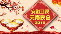 安徽卫视元宵晚会 2018