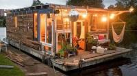 水上的小木屋环游欧洲记