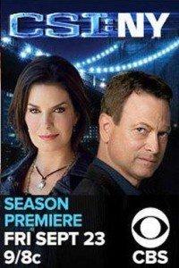 犯罪现场调查:纽约 第八季