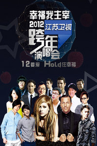 江苏卫视跨年演唱会 2012