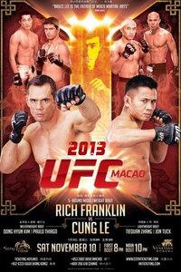 UFC无限制格斗 2013