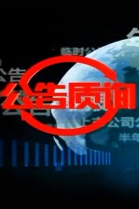 公告质询 2011