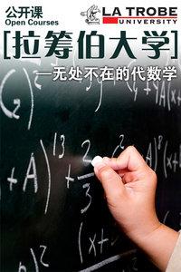拉筹伯大学公开课:无处不在的代数学