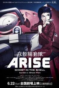 攻壳机动队ARISE1 灵魂伤痛