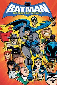 蝙蝠侠:英勇与无畏 第一季