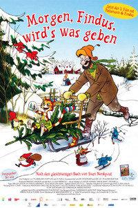 派特森与芬达猫之圣诞奇遇