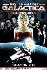 太空堡垒卡拉狄加 第二季