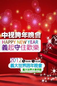 中视跨年晚会 2012
