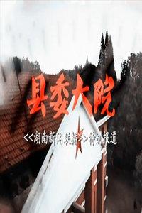 《湖南新闻联播》特别节目《县委大院》