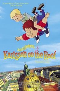 屋顶上的小飞人