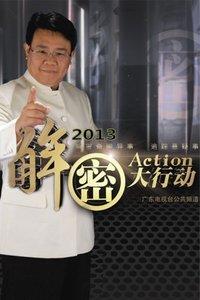 解密大行动 2013