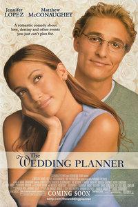 婚礼策划者海报