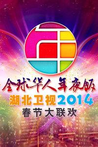 """湖北卫视""""全球华人年夜饭""""春节联欢晚会 2014"""