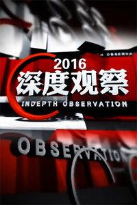 深度观察 2016