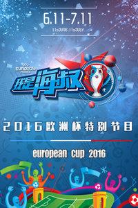 我是海叔欧洲杯特别节目 第一季