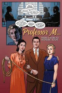 马斯顿教授与神奇女侠