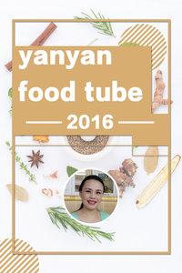 yanyanfoodtube 2016