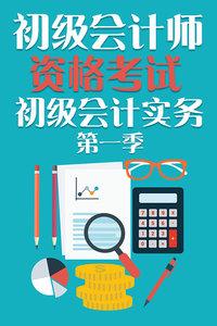 初级会计师资格考试:初级会计实务 第一季