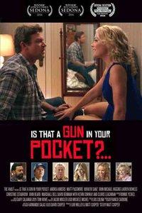 你口袋里有把枪吗?