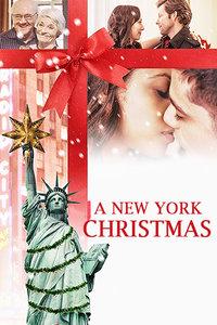 纽约圣诞节海报